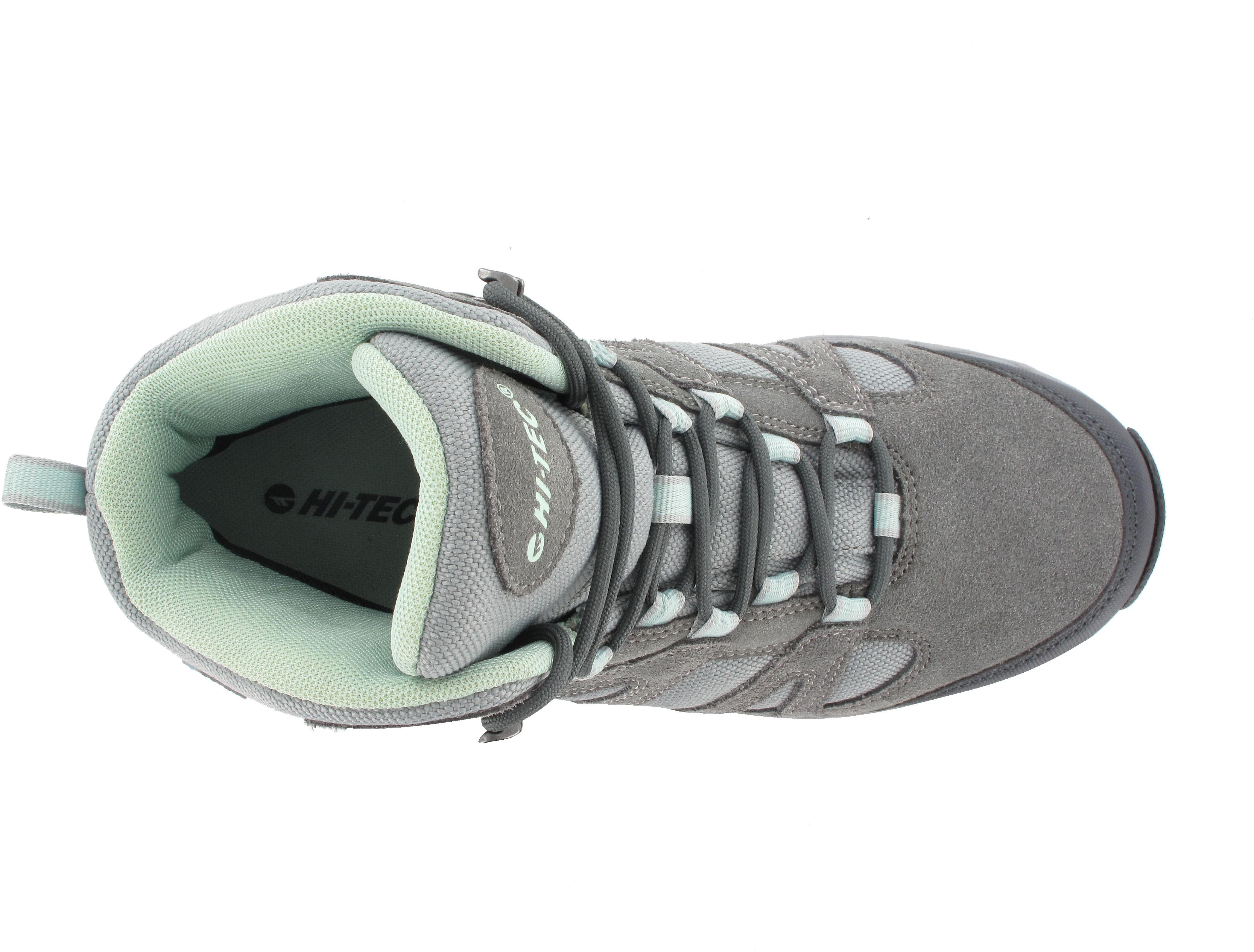 7e8c39dfac0b Hi-Tec Alto II Mid WP - Chaussures Femme - gris sur CAMPZ !